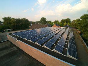 Duurzame energie bij Rutherm