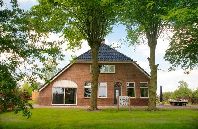 Project Het Voshuys te Ellertshaar